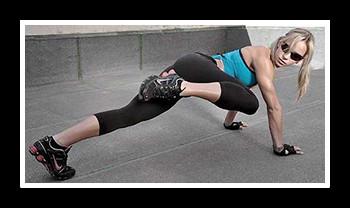 Плиометрические упражнения для девушек