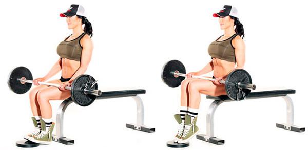 Тренировка голени (икр, камбаловидных мышц)