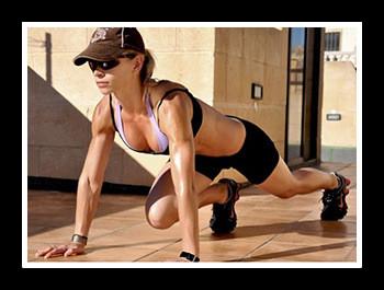 Кроссфит тренировки для девушек в тренажерном зале для сжигания жира