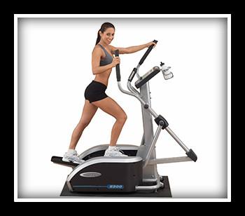 Занятия на эллиптическом тренажере: какие мышцы работают при тренировках