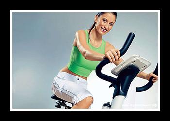 Как заниматься на велотренажере правильно для похудения