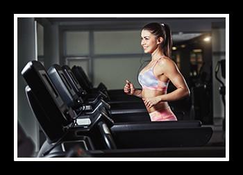 Как заниматься на беговой дорожке для похудения
