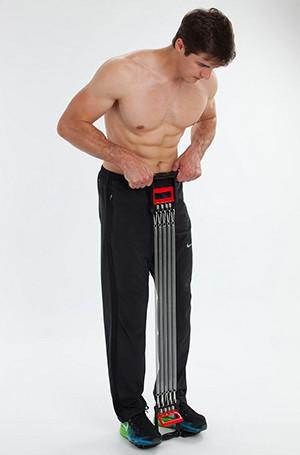 упражнения для предплечья с эспандером