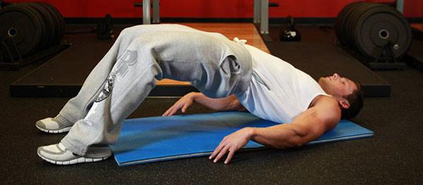 Мостик для тренировки с собственным весом