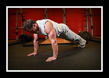 Тренировка с собственным весом фото