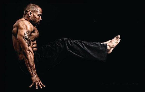Тренировка для мышц рук и плеч со своим весом