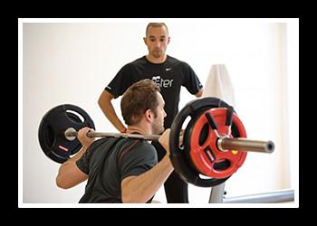 Индивидуальный тренер по фитнесу и бодибилдингу