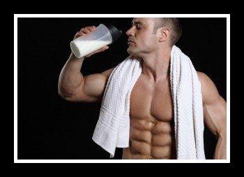 как употреблять протеин для роста мышц