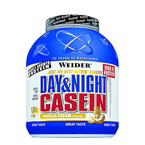Weider-Day Night-Casein