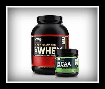 БЦАА и протеин для мышечной массы
