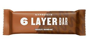Myprotein 6 layer protein bar