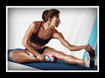 Растяжка мышц и заминка после тренировки