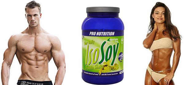 Соевый протеин для похудения, польза и вред