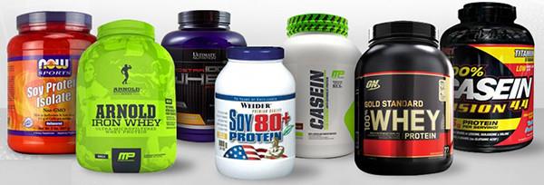 Разновидности выбора протеина