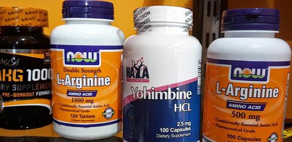 Рейтинг аминокислоты аргинин