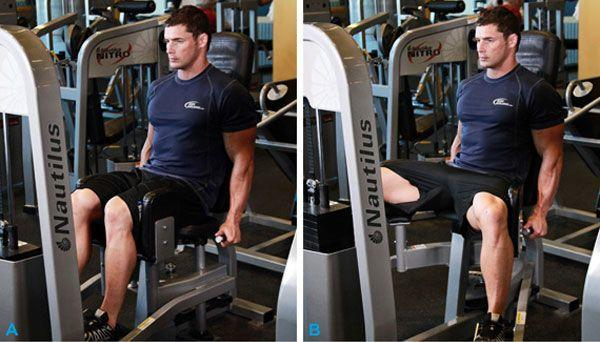 Техника разведения ног для мужчин и девушек