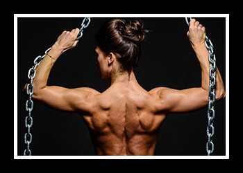 Тренировка спины для девушек фото