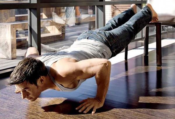 Тренировки в домашних условиях мужчинам