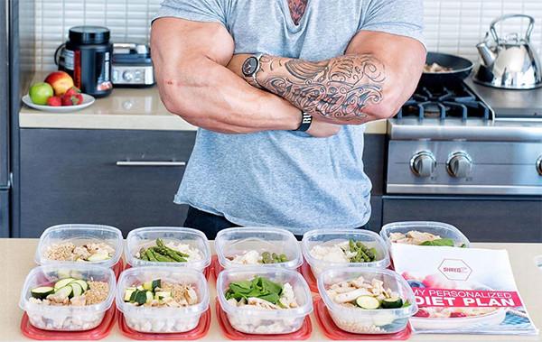 Как нужно питаться во время тренировок чтобы похудеть