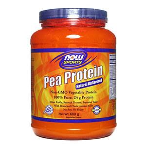 Pea Protein NOW Sports