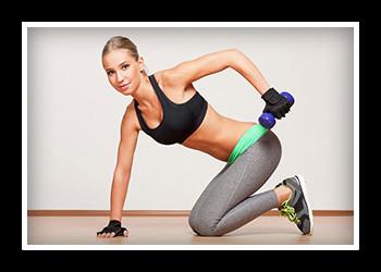 Упражнения на трицепс дома девушкам