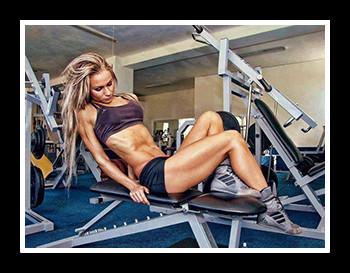 Универсальные упражнения для сушки тела девушкам