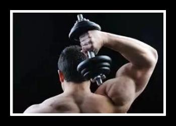 Список лучших базовых упражнений на трицепс