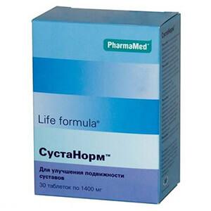 SustaNorm Life formula