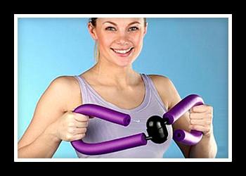 Упражнения с экспандером «бабочка» для укрепления мышц