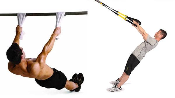 Упражнение на спину изометрическое