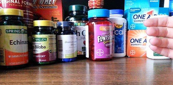 Аптечные витамины для суставов спортсменам