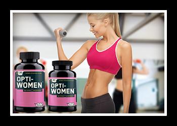 Витамины для активных женщин