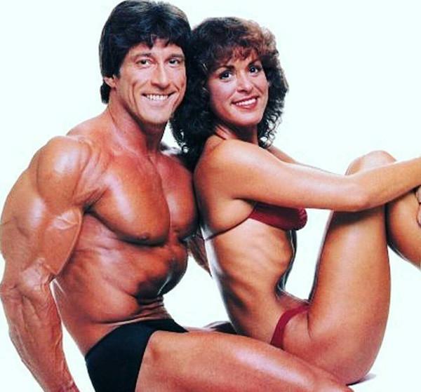 Фрэнк Зейн с женой