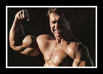 Бодибилдер Ларри Скотт — первый победитель Mr. Olympia