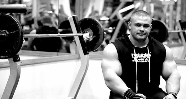 Алексей Лексуков тренировка
