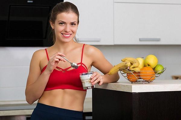 через сколько можно есть после тренировки для похудения