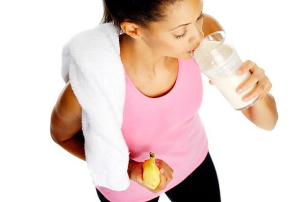 Что нужно кушать перед тренировкой чтобы похудеть