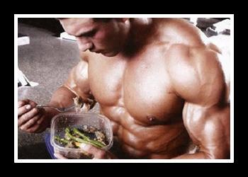 Еда перед тренировкой