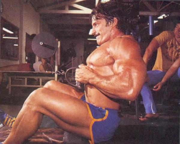 Майк Ментцер тренировки