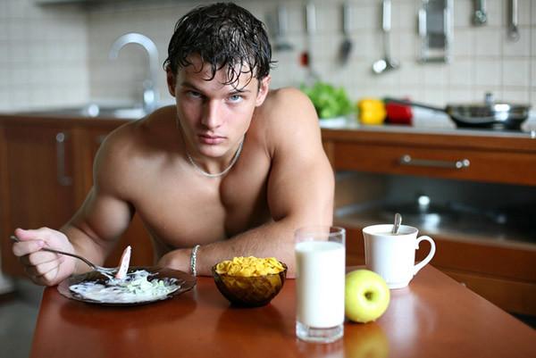 Завтрак перед тренировкой