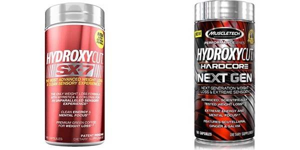 Hydroxycut SX7 и Next Gen фото