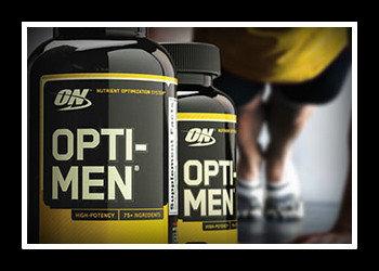 Витамины Опти Мен (Opti-Men) — лучший витаминный комплекс для мужчин