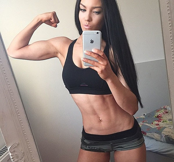 Стефани Дэвис диета