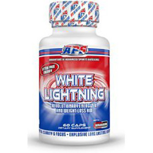 White Lightning фото