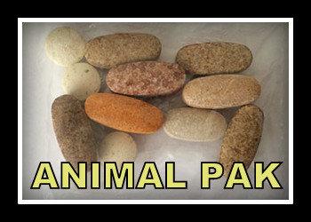 animal pak фото