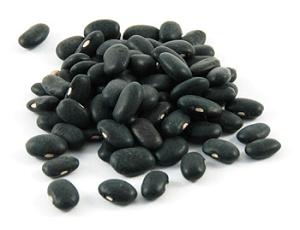 Черные бобы фото