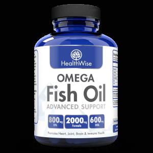 HealthWise Omega Fish Oil фото