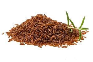 Коричневый рис фото
