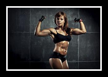 Питание при тренировках на массу для девушек