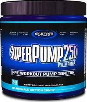 Gaspari Nutrition SuperPump250 фото